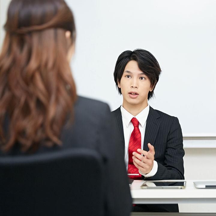 企業と直接話せる転職フェア